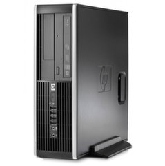 Lauaarvuti HP 8200 Elite SFF i5-2400 16GB 120SSD+250GB DVD WIN7Pro
