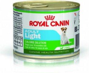 Koeratoit ülekaalulistele koertele Royal Canin Mini Light, 195 g