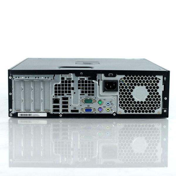 Lauaarvuti HP 8200 Elite SFF i5-2400 8GB 120SSD DVD WIN7Pro hind