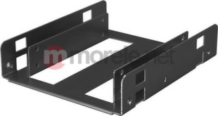 "Lian Li HD-321X Internal 2.5 Inches HDD/ SDD Mounting Kit for 3.5"" Bay (HD-321X)"