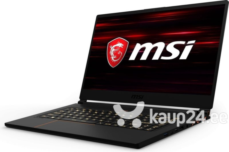 MSI GS65 8RE-237PL 16 GB RAM/ 512 GB M.2 PCIe/ Win10H