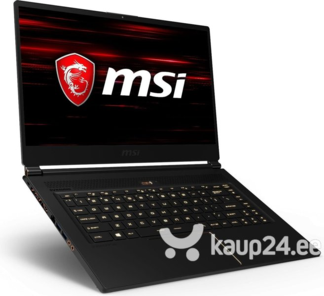 MSI GS65 8RE-237PL 16 GB RAM/ 480 GB M.2 PCIe/ Win10H