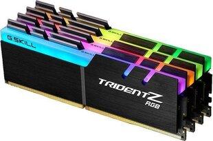 memory D4 4266 32GB C17 GSkill TZ RGB K4 hind ja info | Operatiivmälu (RAM) | kaup24.ee