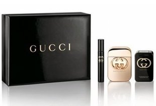 Komplekt Gucci Guilty: EDT naistele 75 ml + ihupiim 100 ml + tester