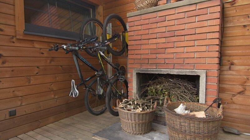 Парковочный подъемник для велосипедов Stainless Steel P1 дешевле