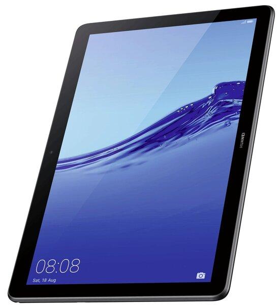 Huawei MediaPad T5, 16GB, 4G, juoda