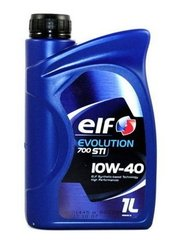 ELF EVOLUTION 700 STI 10W-40 mootoriõli 1l