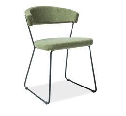 2-st toolist koosnev komplekt Helix, must/roheline