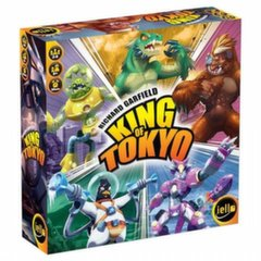 Lauamäng King of Tokyo LT, LV, EE hind ja info | Lauamängud ja mõistatused | kaup24.ee