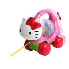 Mänguasi Russell Hello Kitty Pull&Roll K211.65047