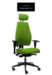 Kontoritool Tronhill, Magna Executive, roheline hind ja info | Kontoritoolid | kaup24.ee