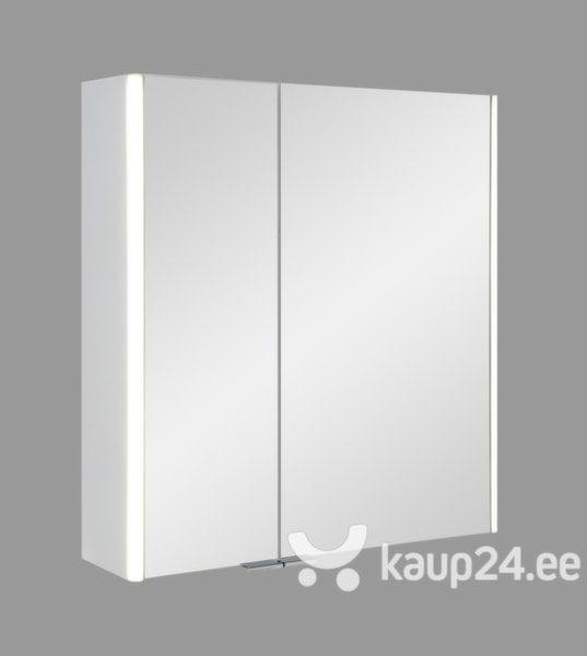 Vannitoakapp Tristan, 60x60x16 cm, valge