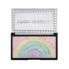 Valgustpeegeldav puuder Makeup Revolution Rainbow Highlighter 10 g
