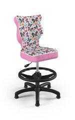 Laste tool Petit AB3, roosa/värviline hind ja info | Kontoritoolid | kaup24.ee