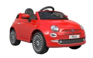 Elektriauto lastele Hecht Fiat 500, punane hind ja info | Elektrilised autod | kaup24.ee