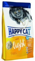 Kuivtoit Happy Cat Adult Light ülekaalulistele kassidele, 0,3 kg