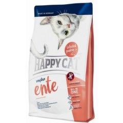 Kuivtoit allergilistele kassidele pardilihaga Happy Cat Sensitive, 0,3 kg