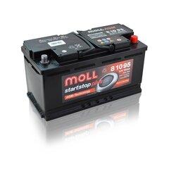 AGM aku MOLL 81095 Start-Stop Plus 95Ah 850A