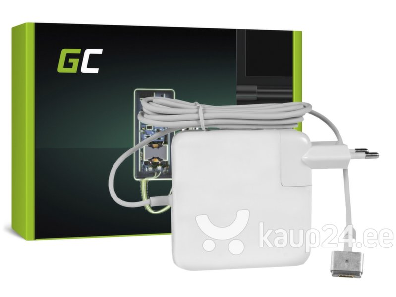 Green Cell® AC Adapter for Apple Macbook Pro Retina 13