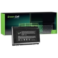 Green Cell Laptop Battery for Fujitsu LifeBook A8280 AH550 E780 E8410 E8420 N7010 NH570