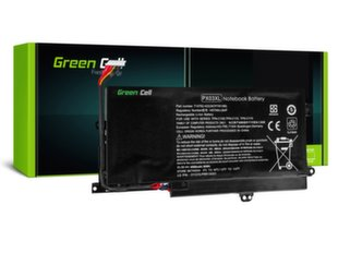 Green Cell Laptop Battery for HP Envy 14-K M6-K