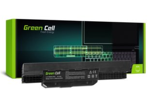 Sülearvuti aku Green Cell Laptop Battery for Asus K53 K53E K53S K53SV X53 X53S X53U X54 X54C X54H