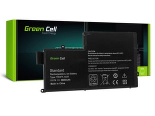 Sülearvuti aku Green Cell Laptop Battery for Dell Inspiron 15 5542 5543 5545 5547 5548 Latitude 3450 3550