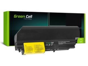 Sülearvuti aku Green Cell Laptop Battery for IBM Lenovo ThinkPad T61 R61 T400 R400