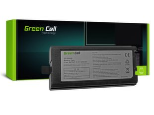 Sülearvuti aku Green Cell Laptop Battery for Panasonic CF29 CF51 CF52 6600mAh