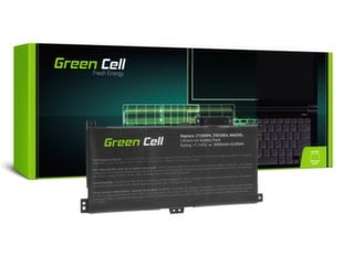 Green Cell Laptop Battery WA03XL HP Pavilion x360 15-BR 15-BR004NW 15-BR005NW hind ja info | Sülearvuti akud | kaup24.ee