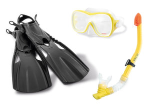 Sukeldumiskomplekt Intex Wave Rider Sports