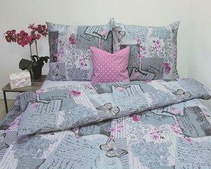 Комплект постельного белья, 3 части цена и информация | Комплекты постельного белья | kaup24.ee