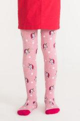 Laste sukkpüksid Penti Pink Unicorn