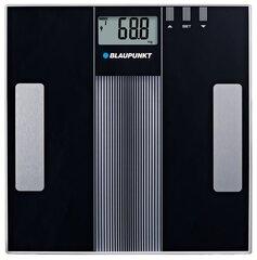 Elektrooniline kaal Blaupunkt BSM401, must hind ja info | Kaalud | kaup24.ee