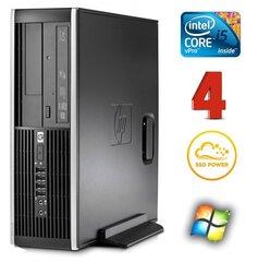 HP 8300 Elite SFF i5-3470 4GB 120SSD DVDRW WIN7Pro