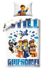 Laste voodipesukomplekt Lego, 140 x 200 cm, 2 osaline
