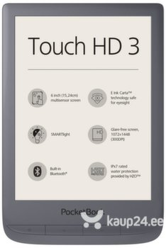 """PocketBook Touch HD 3, 6"""", hall"""