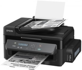 Printer Epson WorkForce M200 / mustvalge