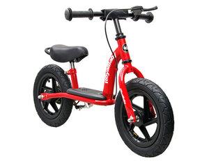 """Laste tasakaalu jalgratas ROYALBABY """"Running bike"""" punane"""