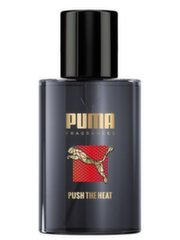 Tualettvesi Puma Push The Heat Man EDT meestele 50 ml