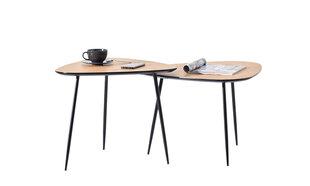 2 laua komplekt Rosin, tamm/must