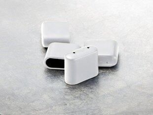 4 tooli kaitsekomplekt Toulouse, 2x5x4,7x3,5 cm, valge