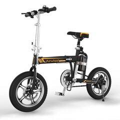 Elektriline kokkupandav jalgratas Airwheel R5, must