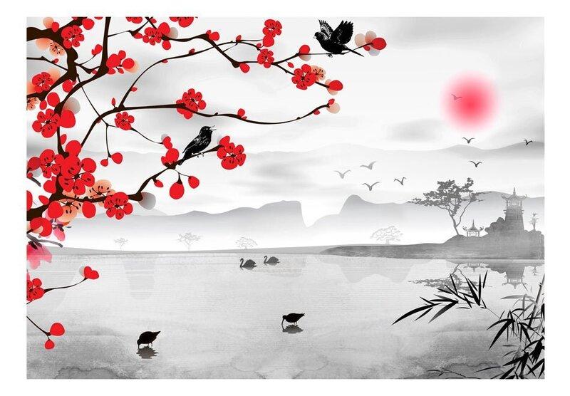 Fototapeet - Japanese garden