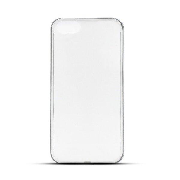 Kaitseümbris Telone / Sony Xperia Z1 Compact jaoks, läbipaistev hind