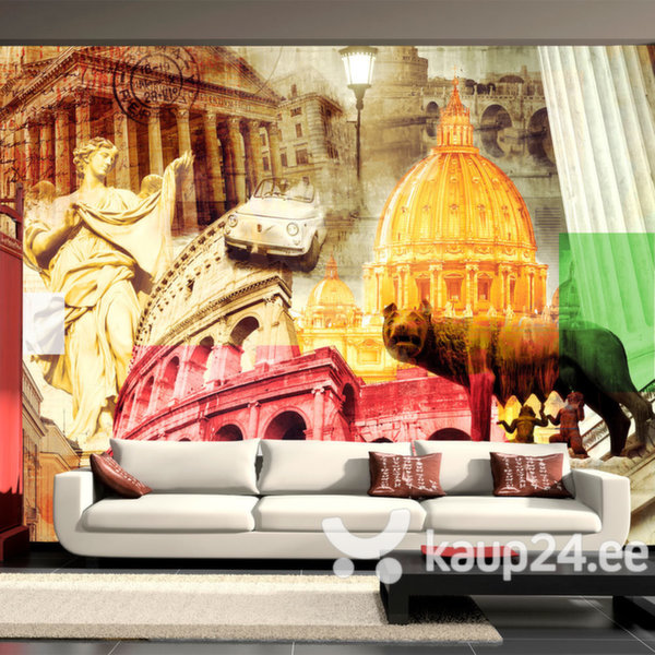 Fototapeet - Rome - collage