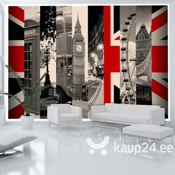Fototapeet - Symbols of London