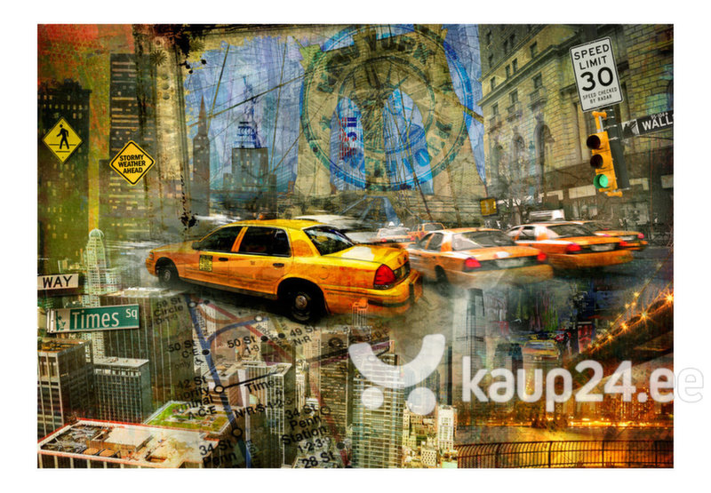 Fototapeet - Boundless New York