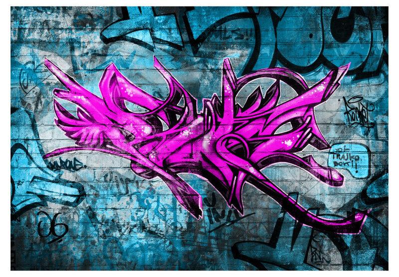 Fototapeet - Anonymous graffiti