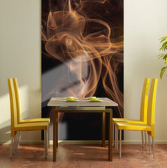 Fototapeet - Smoke art